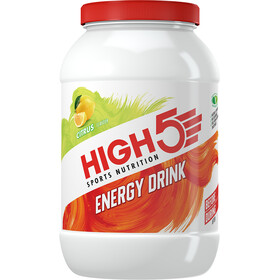 High5 Energy Drink Tub 2,2kg Citrus